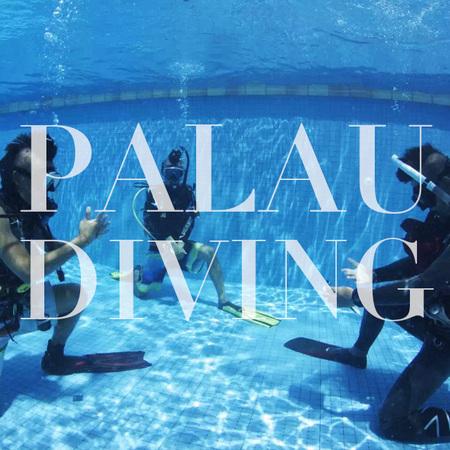 Palau AOW潜水考证学习套餐
